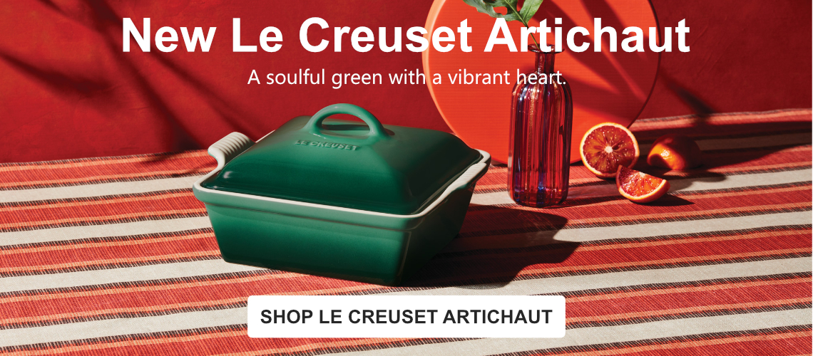 Save 41% off Le Creuset Stainless Steel Cookware