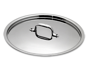 """All-Clad 3919 Stainless 6/"""" Lid for D5 and Copper Core 1.5-qt and 2 qt Sauce Pans"""