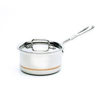All-Clad Copper-Core Sauce Pans