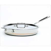 All-Clad Copper-Core Saute Pans