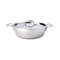 All-Clad d3 Tri-Ply Stainless Cassoulet