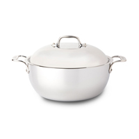 All-Clad Tri-Ply Stainless Dutch Oven