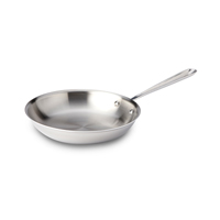 All-Clad d3 Tri-Ply Stainless Fry Pans