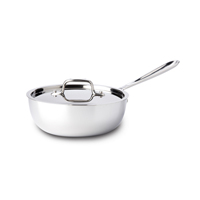 All-Clad Tri-Ply Stainless Sauciers