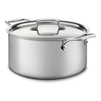 All-Clad d5 Brushed Stainless Steel Cookware