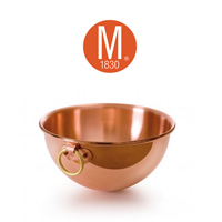 Mauviel Copper Mixing Bowls