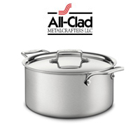 All-Clad Stainless Cookware