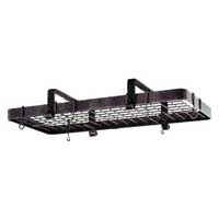 enclume rectangular pot racks