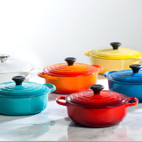 Le Creuset Signature Cast Iron