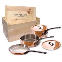 Compare Mauviel Cookware
