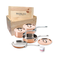 Mauviel Copper Cookware Sets