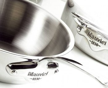mauviel stainless steel cookware - Mauviel