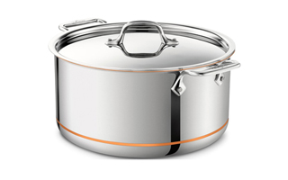 All-Clad Copper-Core Stockpots