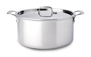 Shop All Clad Tri Ply Stainless Steel Cookware Made In