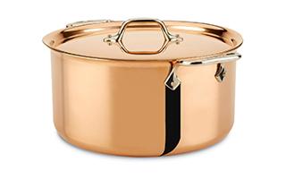 All-Clad c2 Copper Clad Cookware