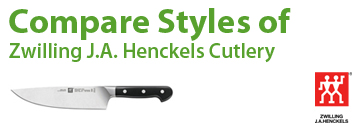 Compare Zwilling J.A. Henckels Knives