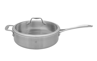 Zwilling Spirit Cookware - Polished Stainless