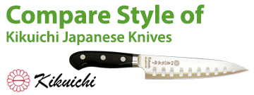 Compare Kikuichi Japanese Knives