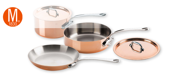 Mauviel Copper Cookware