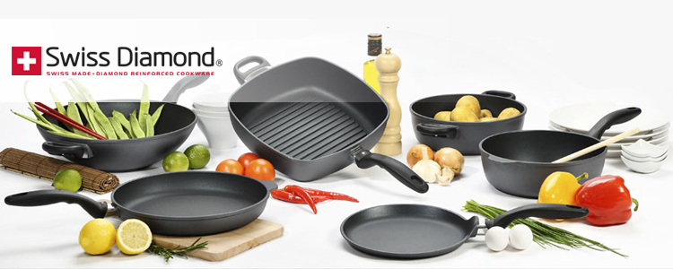 Swiss Diamond Nonstick Cookware