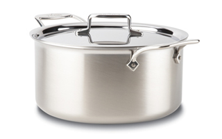 All Clad Stainless  C2 B7 Cristel Stainless Steel Cookware