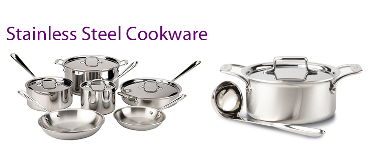 Stainless Steel Cookware Brands