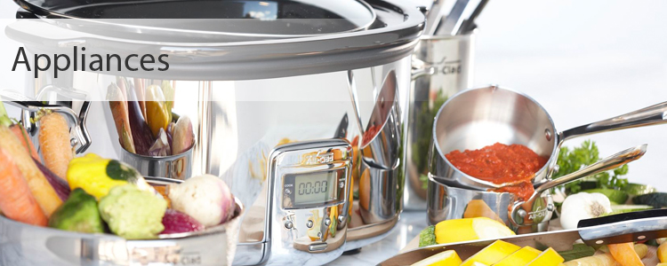 Top Brands of Small Kitchen Appliances