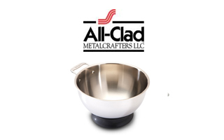 All-Clad Stainless Mixing Bowls