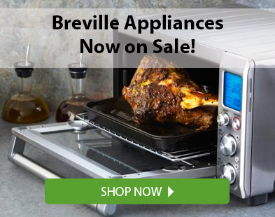 Breville appliances on sale
