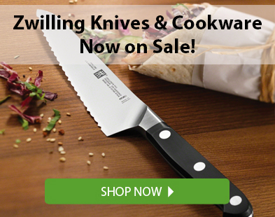 Henckels knives and cookware on sale