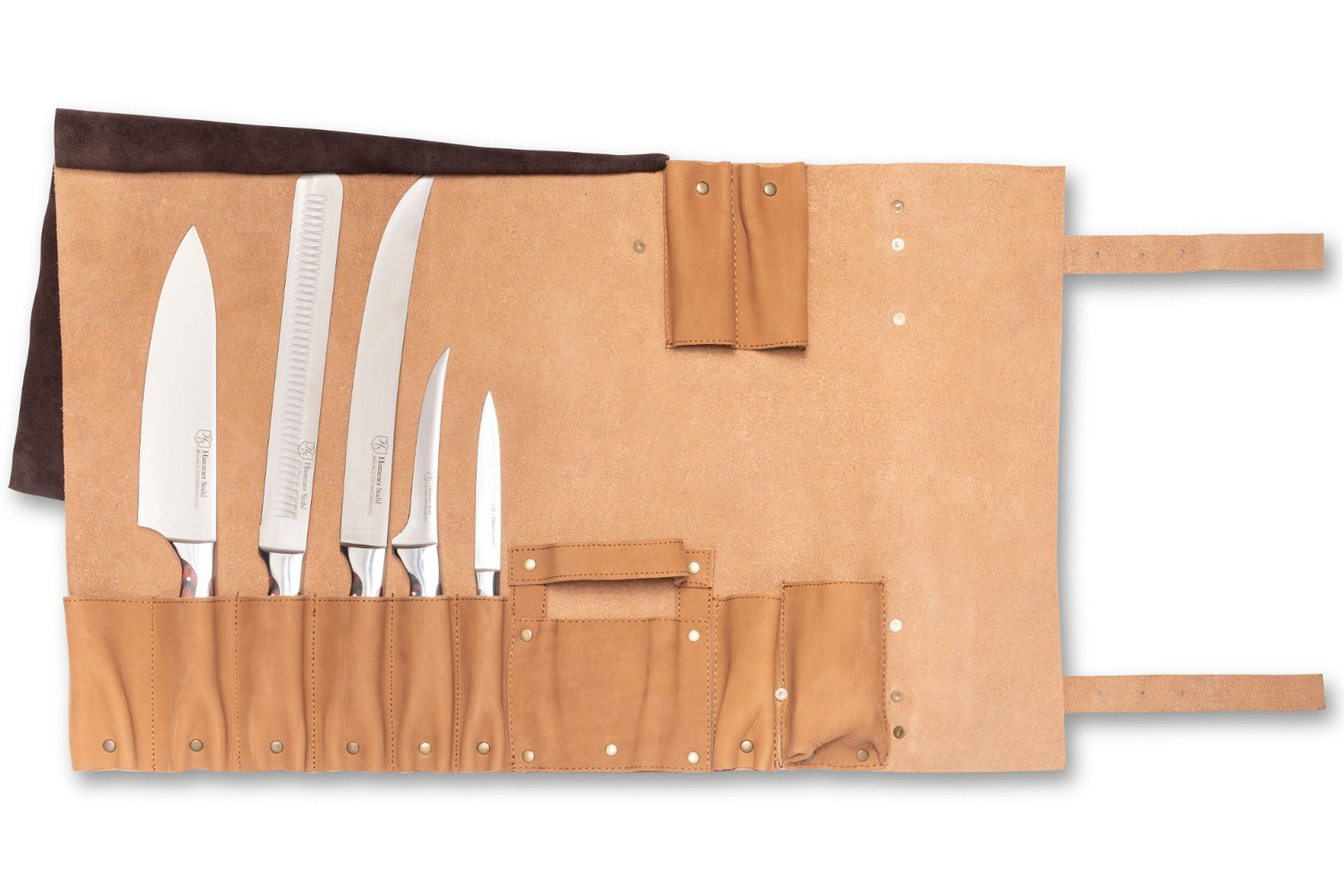 Hammer Stahl 6 Piece Barbecue Knife Set