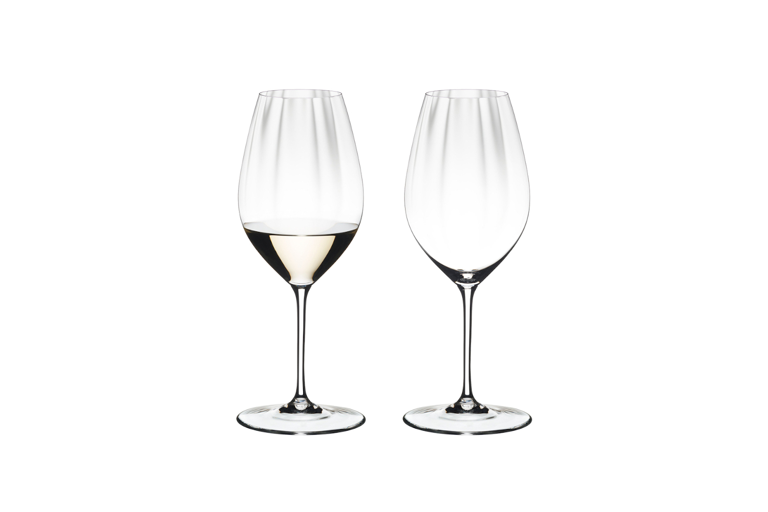 Riedel Performance Riesling Wine Glasses 6884 15 Free Shipping Metrokitchen