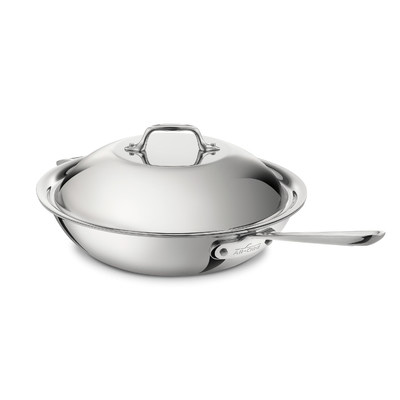 All-Clad Stainless Chef's Pans