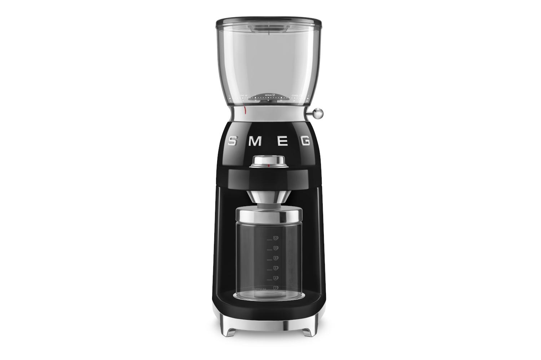 Smeg Retro Style Coffee Grinder - Black
