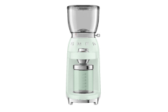 Smeg Retro Style Coffee Grinder - Pastel Green