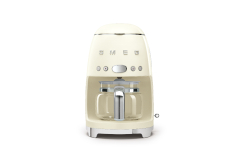 Smeg Retro Style Drip Coffee Maker - Cream