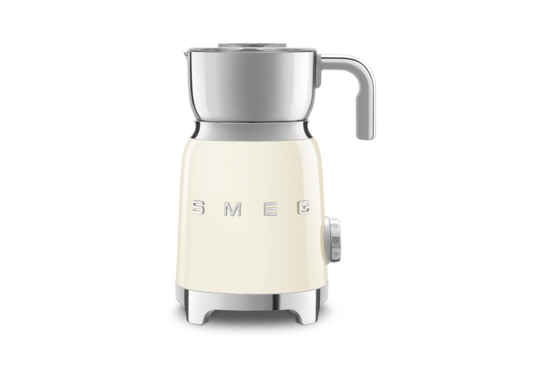 Smeg Retro Style Milk Frother - Cream