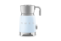 Smeg Retro Style Milk Frother - Pastel Blue