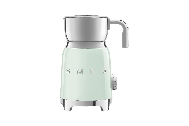 Smeg Retro Style Milk Frother - Pastel Green