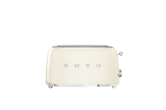 Smeg Retro Style 4 Slice Toaster - Cream