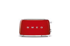 Smeg Retro Style 4 Slice Toaster - Red