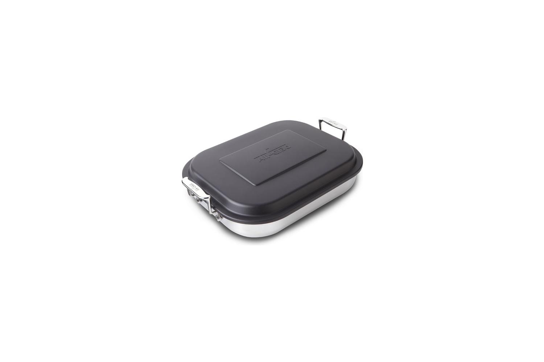 All-Clad Stainless Steel Lasagna Pan w/Lid