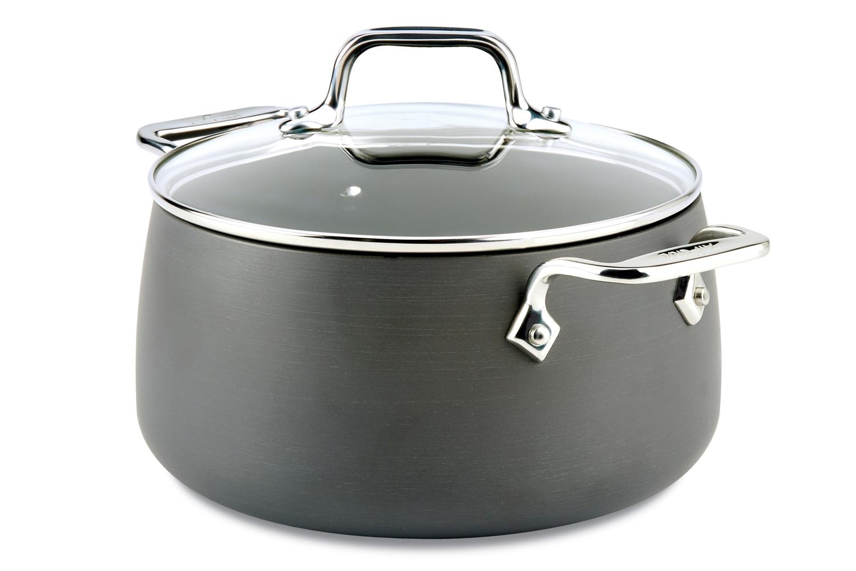 All-Clad HA1 Hard Anodized Nonstick 4 qt. Soup Pot