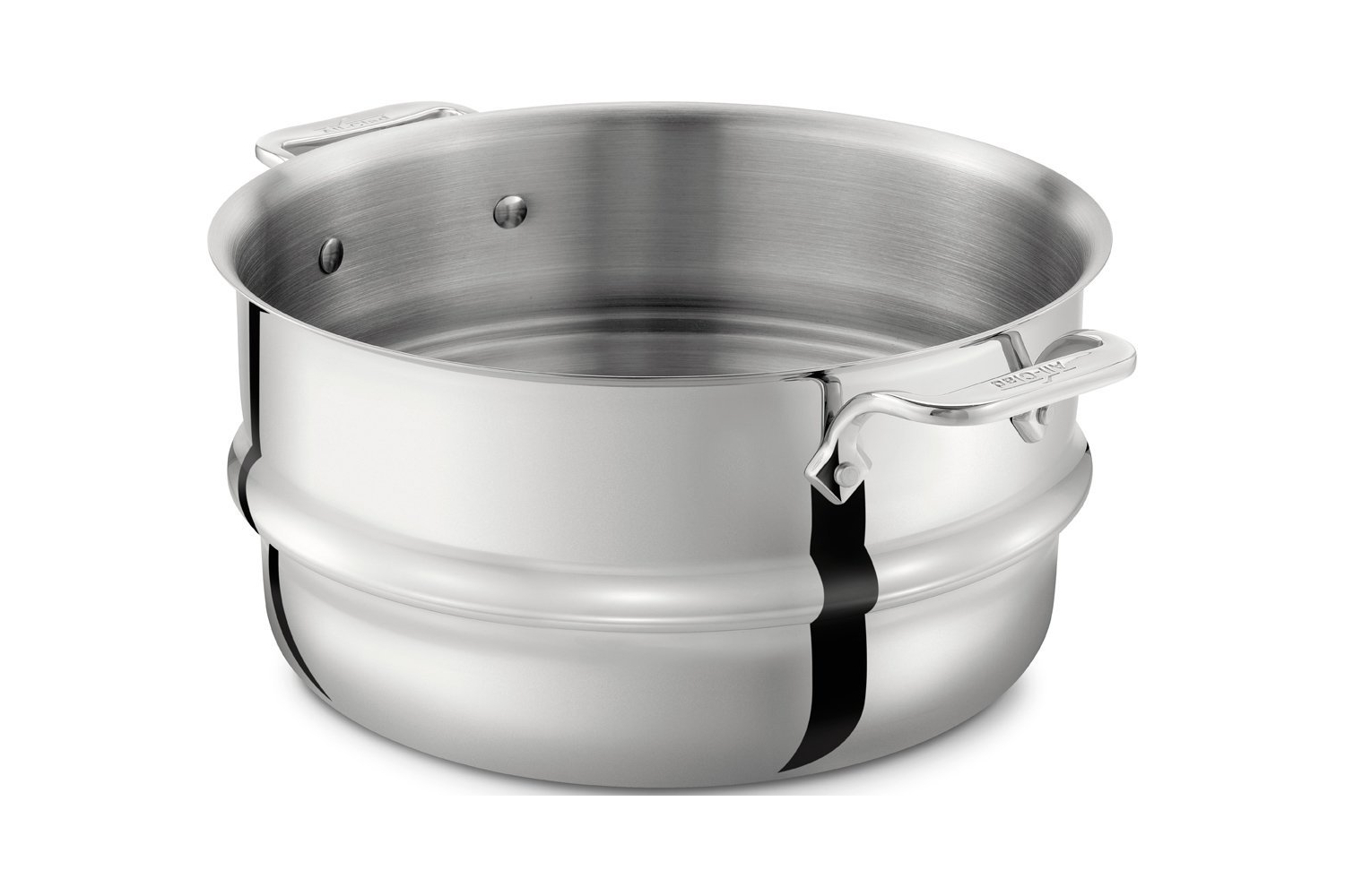 All-Clad Stainless Steel Stockpot Steamer Insert