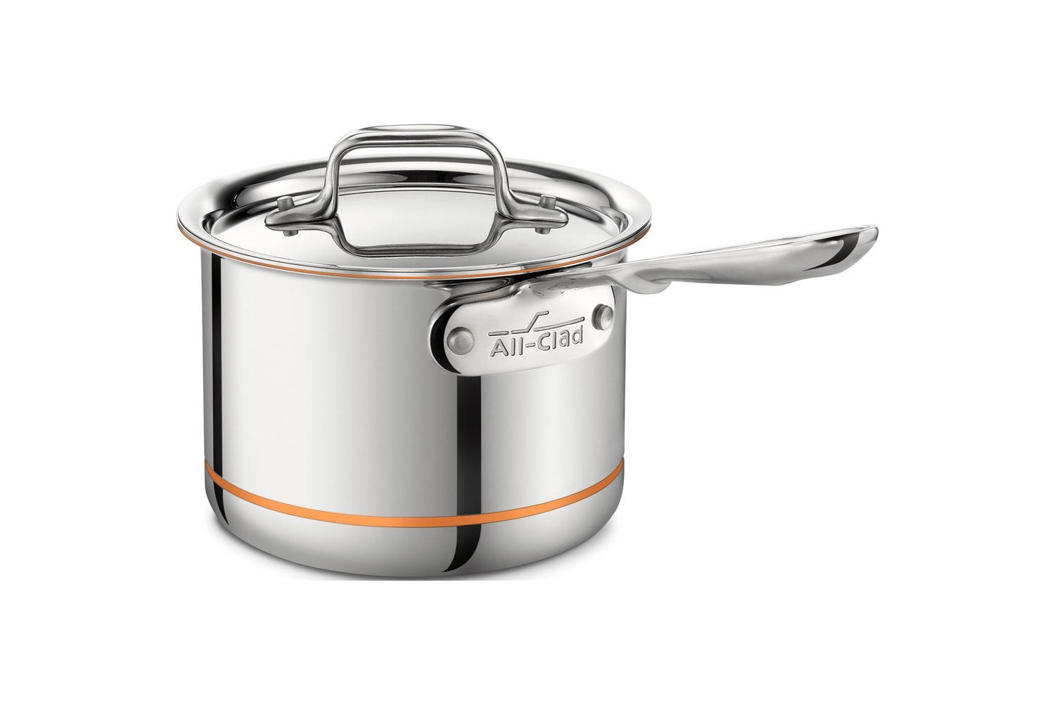 All-Clad Copper-Core 2 qt. Sauce Pan