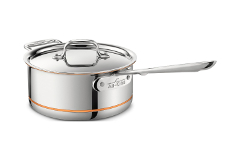 All-Clad Copper-Core 3 qt. Sauce Pan