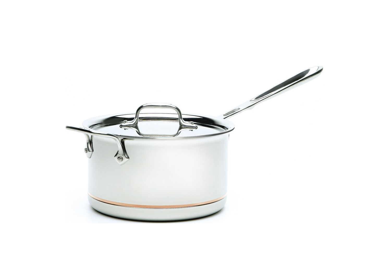 All-Clad Copper-Core 4 qt. Sauce Pan