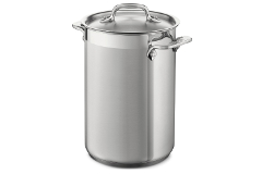 All-Clad Stainless Steel Asparagus Pot & Steamer Basket
