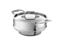 All-Clad Stainless Steel All Purpose Universal Steamer w/Lid