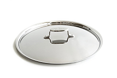 All-Clad d5 Brushed Stainless 13 inch French Skillet Lid (3913 NH)